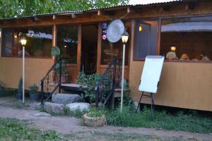 Bio Yard, Penzióny  Lagodekhi - big - 16
