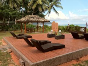 Le Tropique Villa, Holiday homes  Grand'Anse Praslin - big - 4