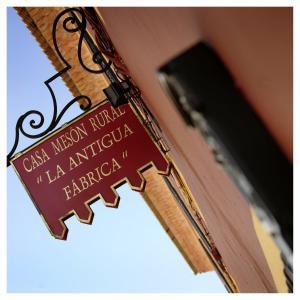 Alojamiento Rural La Fabrica, Case vacanze  Sabiote - big - 11