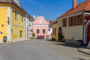 unser rosa Haus für Sie, Ferienwohnungen  Rust - big - 15