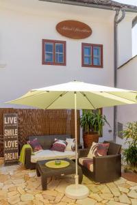 unser rosa Haus für Sie, Ferienwohnungen  Rust - big - 16
