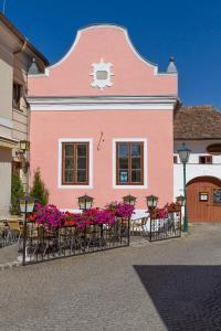 unser rosa Haus für Sie, Ferienwohnungen  Rust - big - 31