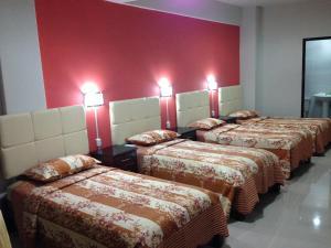 Gran Hotel Canada, Hotely  Santa Cruz de la Sierra - big - 3