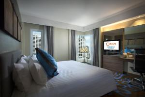 Deluxe Double Room with One Complimentary Minibar Set