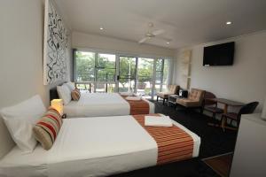 Shoredrive Motel, Motely  Townsville - big - 46