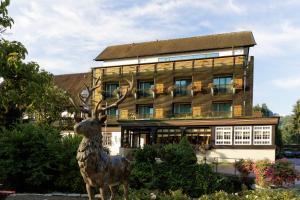 Hotel Hirschen, Hotely  Glottertal - big - 35