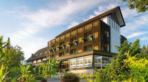 Hotel Hirschen, Hotely  Glottertal - big - 34
