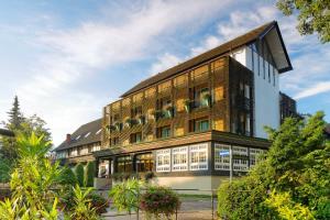 Hotel Hirschen, Hotely  Glottertal - big - 32