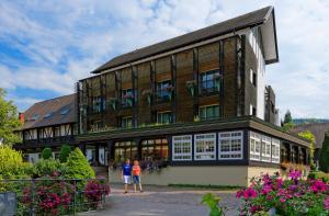 Hotel Hirschen, Hotely  Glottertal - big - 26