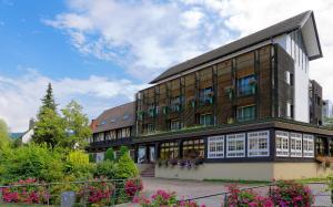 Hotel Hirschen, Hotely  Glottertal - big - 22