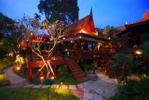 Sugar Hut Resort & Restaurant, Resorts  Pattaya South - big - 26