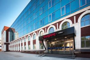 Hampton by Hilton Samara, Hotels  Samara - big - 1