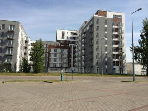 Apartament Nowe Winogrady, Appartamenti  Poznań - big - 9