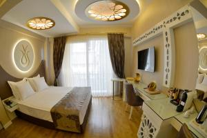 Arden City Hotel-Special Category, Hotely  Istanbul - big - 52