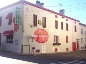Logis Hotel Les Cordeliers