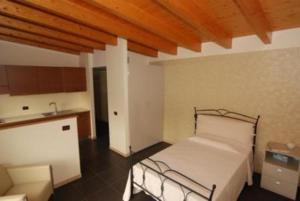 Residence & Suites Solaf, Aparthotely  Bonate di Sopra - big - 12