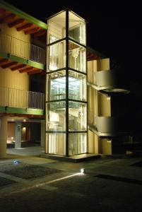 Residence & Suites Solaf, Aparthotely  Bonate di Sopra - big - 29