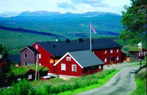 Ruten Fjellstue, Guest houses  Espedalen - big - 8