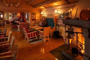 Ruten Fjellstue, Guest houses  Espedalen - big - 15