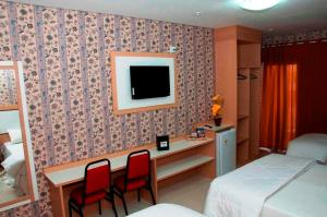 Hotel Green Hill, Hotel  Juiz de Fora - big - 26