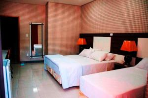 Hotel Green Hill, Hotely  Juiz de Fora - big - 22