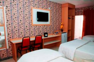 Hotel Green Hill, Hotely  Juiz de Fora - big - 20