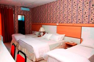 Hotel Green Hill, Hotely  Juiz de Fora - big - 19