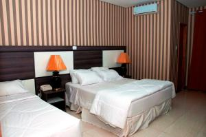 Hotel Green Hill, Hotel  Juiz de Fora - big - 18