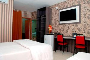 Hotel Green Hill, Hotel  Juiz de Fora - big - 17