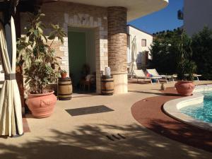 Glamour Bed & Breakfast, Гостевые дома  Montalto Uffugo - big - 24