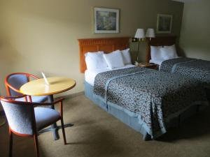 Deluxe Double Room with Two Double Beds- Smoking