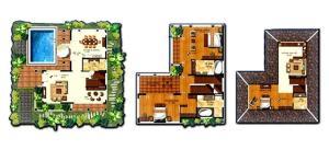 Pearl Paradise Villa Danang, Villas  Da Nang - big - 6