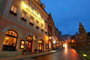 Promenáda Romantic & Wellness Hotel (Karlsbad)