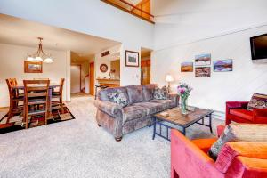 Two-Bedroom Marina Place Condo with Loft, Ferienwohnungen  Dillon - big - 21