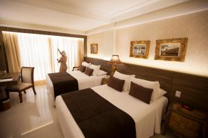 Super Luxury Room with Frontal Sea View (Two Double Beds) (2 Adults)