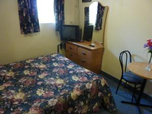 Budget Room with One Double Bed - Semi Basement