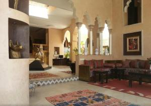 Le Temple Des Arts, Bed and Breakfasts  Ouarzazate - big - 41
