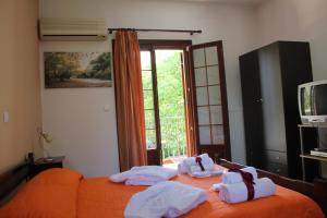 Artemis Apartments, Apartmánové hotely  Konitsa - big - 12