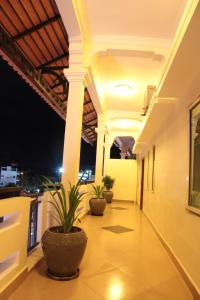 Aime House, Apartments  Phnom Penh - big - 17