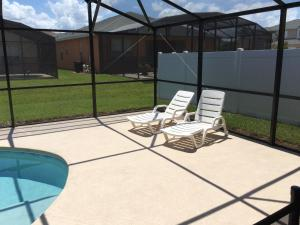 Tourmaline House at Crystal Cove Resort, Holiday homes  Kissimmee - big - 39
