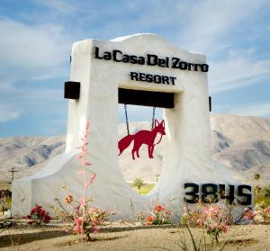 La Casa del Zorro Resort, Rezorty  Borrego Springs - big - 66