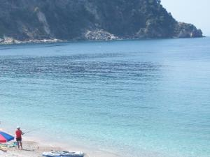Magic Ionian Apartments & Rooms, Affittacamere  Himare - big - 112