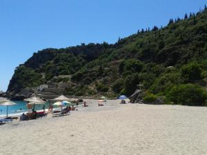 Magic Ionian Apartments & Rooms, Affittacamere  Himare - big - 70