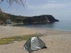 Magic Ionian Apartments & Rooms, Affittacamere  Himare - big - 73