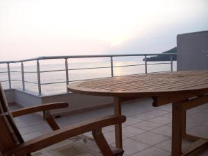 Magic Ionian Apartments & Rooms, Affittacamere  Himare - big - 86