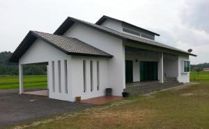 Mawat Villa, Дома для отпуска  Куах - big - 6