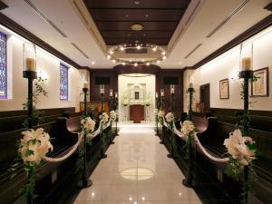 Hotel Monterey Ginza, Hotels  Tokio - big - 41