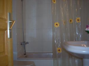 Apartamentos Los Tilos, Apartmanok  Benasque - big - 14
