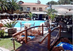 Vergos Hotel, Апарт-отели  Вурвуру - big - 131
