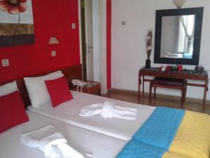 Pasiphae Hotel, Hotels  Iraklio - big - 28